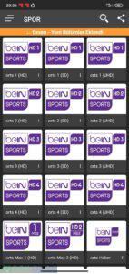 İnat TV PRO v11.0 MOD APK — EXXEN SPOR, EXXEN, NETFLİX, BEIN SPORTS, LİG TV, TİVİBU, SMART TV 4