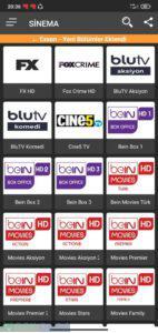İnat TV PRO v11.0 MOD APK — EXXEN SPOR, EXXEN, NETFLİX, BEIN SPORTS, LİG TV, TİVİBU, SMART TV 5