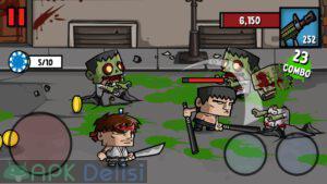 zombie age 3 mod apk para hileli apkdelisi.com 3