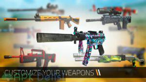 Forward Assault hile mod apk indir 3