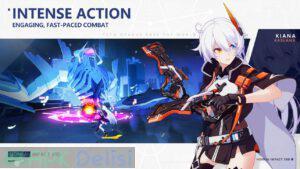 Honkai Impact 3rd hile mod apk indir 5