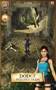 Lara Croft Relic Run hile mod apk indir 1