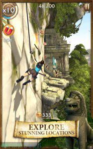 Lara Croft Relic Run hile mod apk indir 2