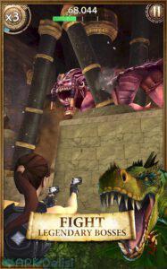 Lara Croft Relic Run hile mod apk indir 3
