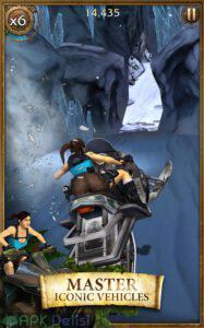 Lara Croft Relic Run hile mod apk indir 4