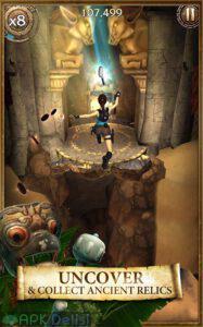Lara Croft Relic Run hile mod apk indir 5