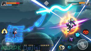 Stickman Shinobi : Ninja Fighting v2.7 MOD APK — SINIRSIZ PARA HİLELİ 2