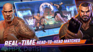 WWE Undefeated mod hile apk 1
