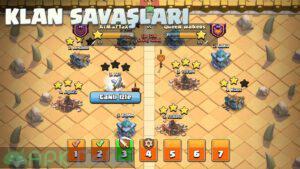Clash of Clans v14.93.4 MOD APK — ALTIN / ELMAS HİLELİ 6