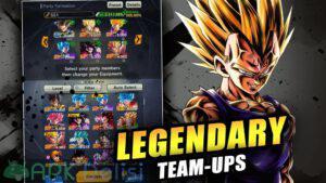 dragon ball legends mod apk mod menu mega hileli apkdelisi.com 5