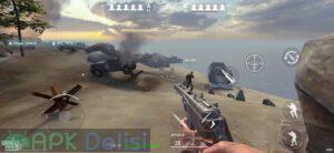 ghosts of war ww2 shooting games mod apk mermi hileli apkdelisi.com 4