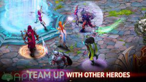 guild of heroes fantasy rpg mod apk mega hileli apkdelisi.com 5