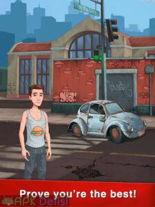 hit the bank life simulator mod apk para hileli apkdelisi.com 2