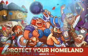 king of defense battle frontier mod apk mega hileli apkdelisi.com 2