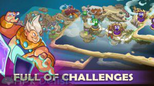 king of defense battle frontier mod apk mega hileli apkdelisi.com 6
