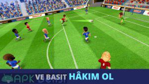 mini football mod apk kolay rakip hileli apkdelisi.com 2