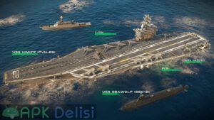 Modern Warships Sea Battle Online v0.45.8 MOD APK — MOD MENU HİLELİ 1