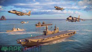 Modern Warships Sea Battle Online v0.45.8 MOD APK — MOD MENU HİLELİ 5