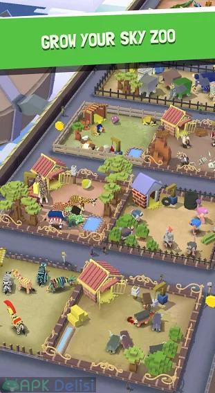 Rodeo Stampede Sky Zoo Safari v1.29.8 MOD APK — PARA HİLELİ 4
