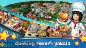 Cooking Fever v13.0.0 MOD APK — PARA HİLELİ 5
