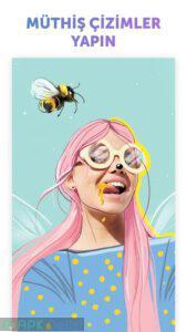 PicsArt Color Boya v2.9 GOLD APK — BOYAMA VE ÇİZİM UYGULAMASI 1