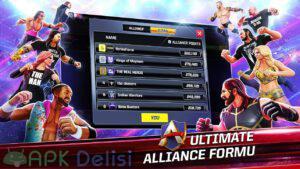 WWE Mayhem v1.47.115 MOD APK — SINIRSIZ PARA HİLELİ 1