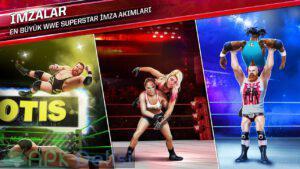 WWE Mayhem v1.47.115 MOD APK — SINIRSIZ PARA HİLELİ 2