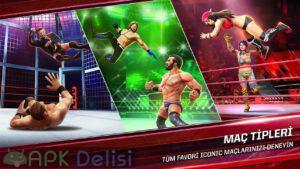WWE Mayhem v1.47.115 MOD APK — SINIRSIZ PARA HİLELİ 3