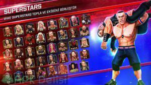WWE Mayhem v1.47.115 MOD APK — SINIRSIZ PARA HİLELİ 4