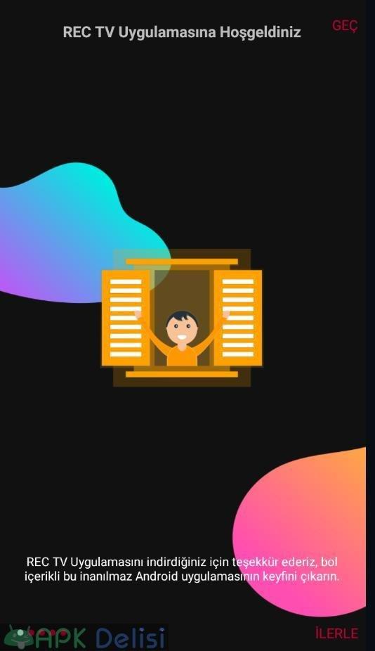 REC TV v9.0 REKLAMSIZ MOD APK 3