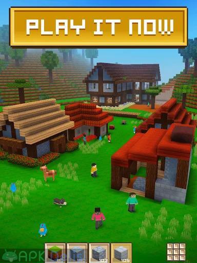 Block Craft 3D v2.13.24 MOD APK – PARA HİLELİ 1