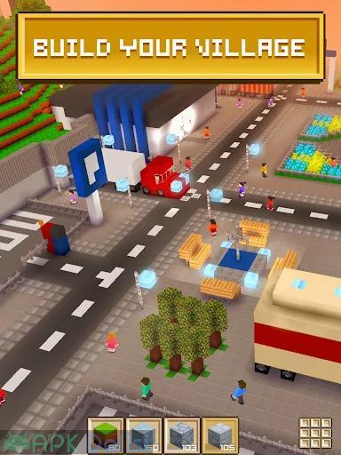 Block Craft 3D v2.13.24 MOD APK – PARA HİLELİ 5