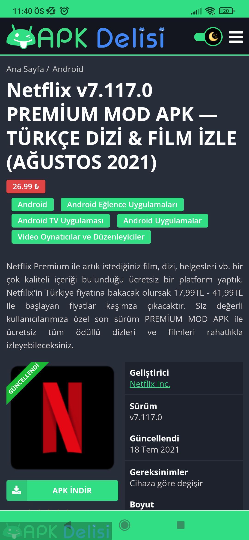Apk Delisi v1.0 APK 3