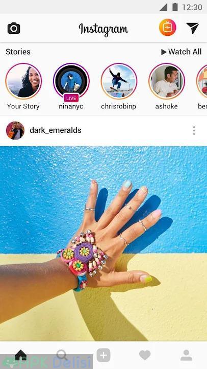 Instander v13.1 PRO APK — Instagram PLUS+ (Fotoğraf & video indirme, Video ileri ve geriye sarma) (EYLÜL 2021) 1