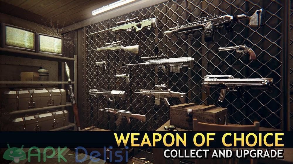 Last Hope Sniper Zombie War v3.3 MOD APK — PARA HİLELİ 2