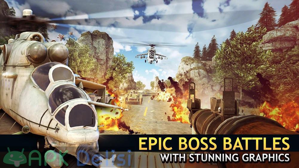 Last Hope Sniper Zombie War v3.3 MOD APK — PARA HİLELİ 3