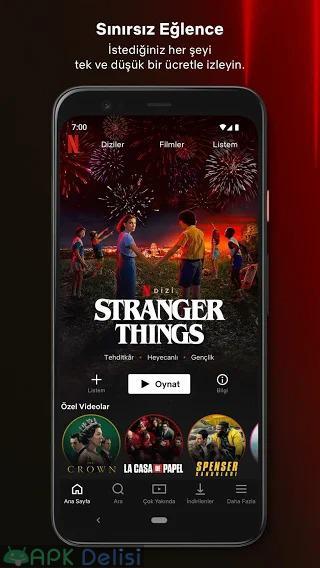 Netflix v8.3.0 PREMİUM MOD APK — TÜRKÇE DİZİ & FİLM İZLE (EKİM 2021) 1
