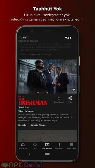 Netflix v8.3.0 PREMİUM MOD APK — TÜRKÇE DİZİ & FİLM İZLE (EKİM 2021) 4