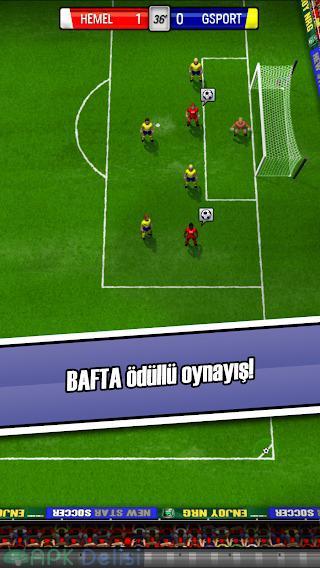 New Star Futbol v4.22.0 MOD APK — MEGA HİLELİ 3