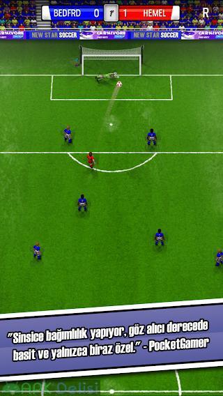 New Star Futbol v4.22.0 MOD APK — MEGA HİLELİ 5