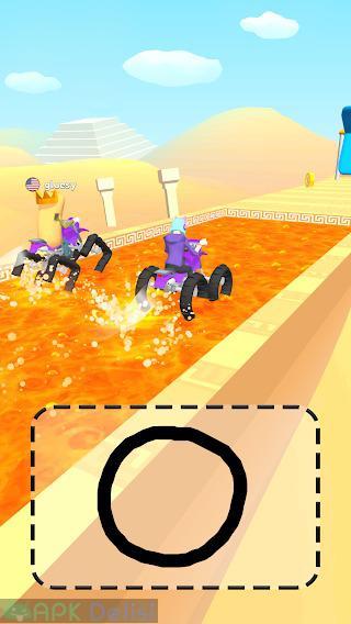 Scribble Rider v1.930 MOD APK — PARA HİLELİ 2