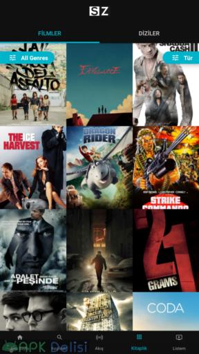 Stream Zone v1.6 MOD APK REKLAMSIZ — NETFLİX, CANLI TV, CANLI MAÇ, FİLM VE DİZİ İZLEME 1