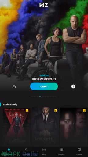 Stream Zone v1.6 MOD APK REKLAMSIZ — NETFLİX, CANLI TV, CANLI MAÇ, FİLM VE DİZİ İZLEME 2