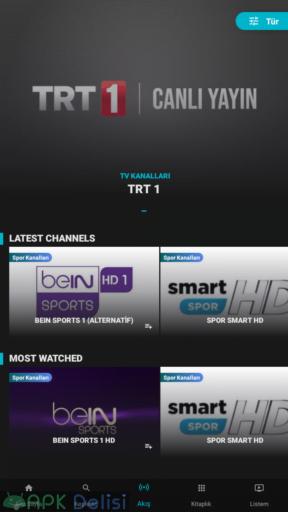 Stream Zone v1.6 MOD APK REKLAMSIZ — NETFLİX, CANLI TV, CANLI MAÇ, FİLM VE DİZİ İZLEME 4