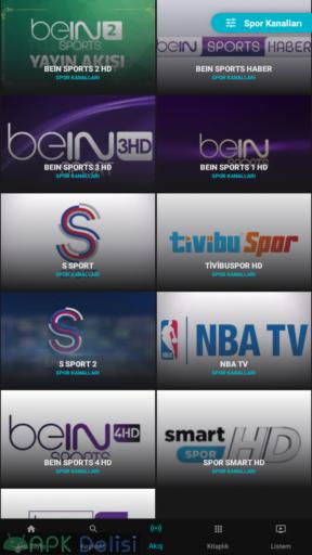 Stream Zone v1.6 MOD APK REKLAMSIZ — NETFLİX, CANLI TV, CANLI MAÇ, FİLM VE DİZİ İZLEME 6