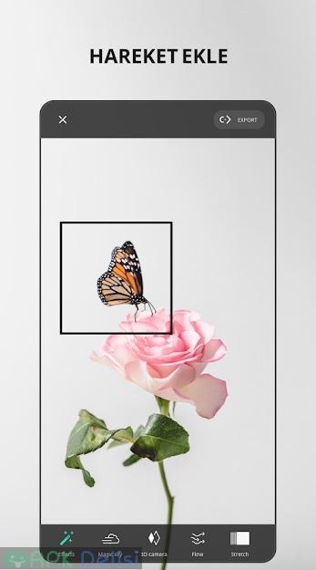 VIMAGE Fotoğraf Canlandırma v3.1.6.4 MOD APK — KİLİTLER AÇIK 2