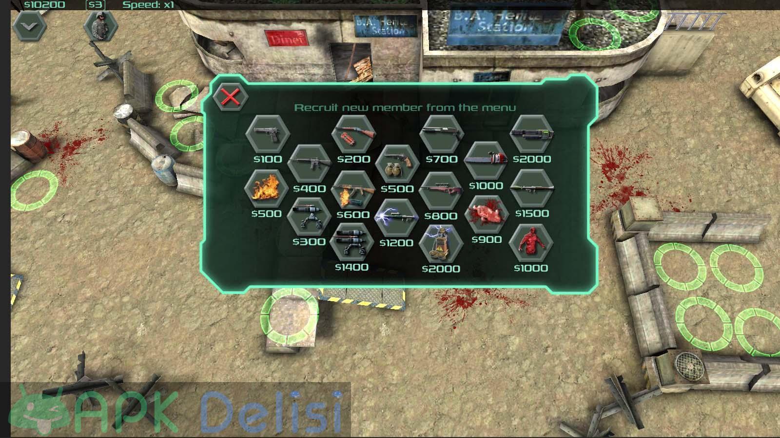 Zombie Defense v12.8.2 MOD APK — PARA HİLELİ 1