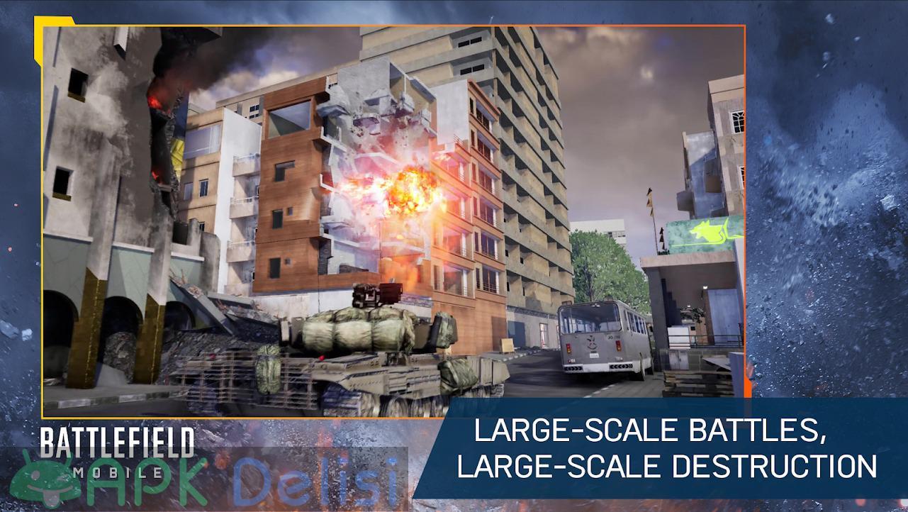 Battlefield Mobile FULL APK — TAM SÜRÜM 1