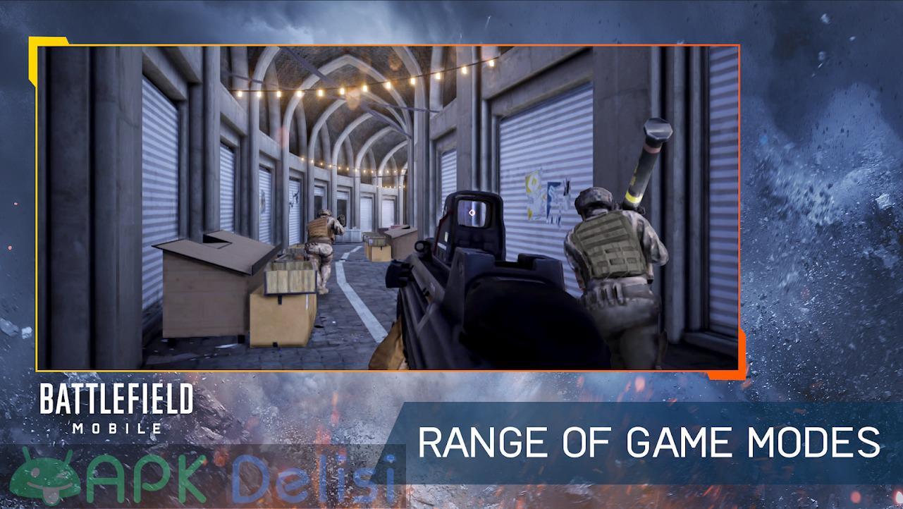 Battlefield Mobile FULL APK — TAM SÜRÜM 2