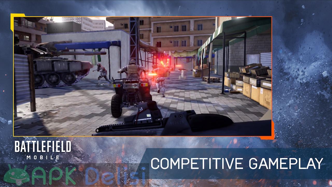 Battlefield Mobile FULL APK — TAM SÜRÜM 3